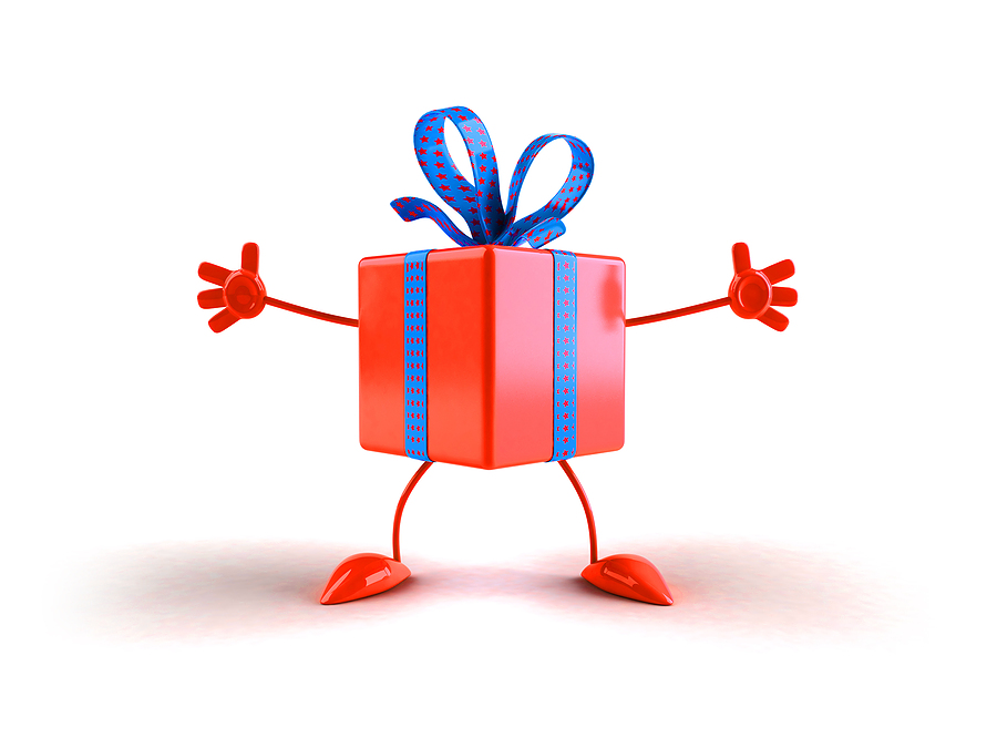 Что идет в подарок 21